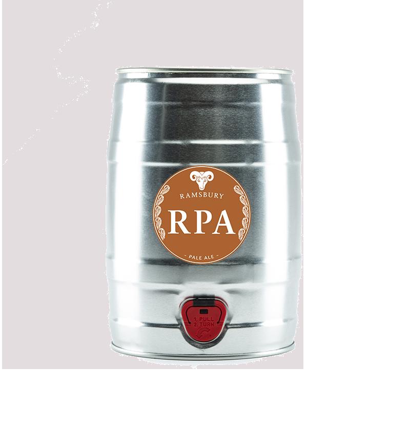 RPA 9 Pint Mini Kegs