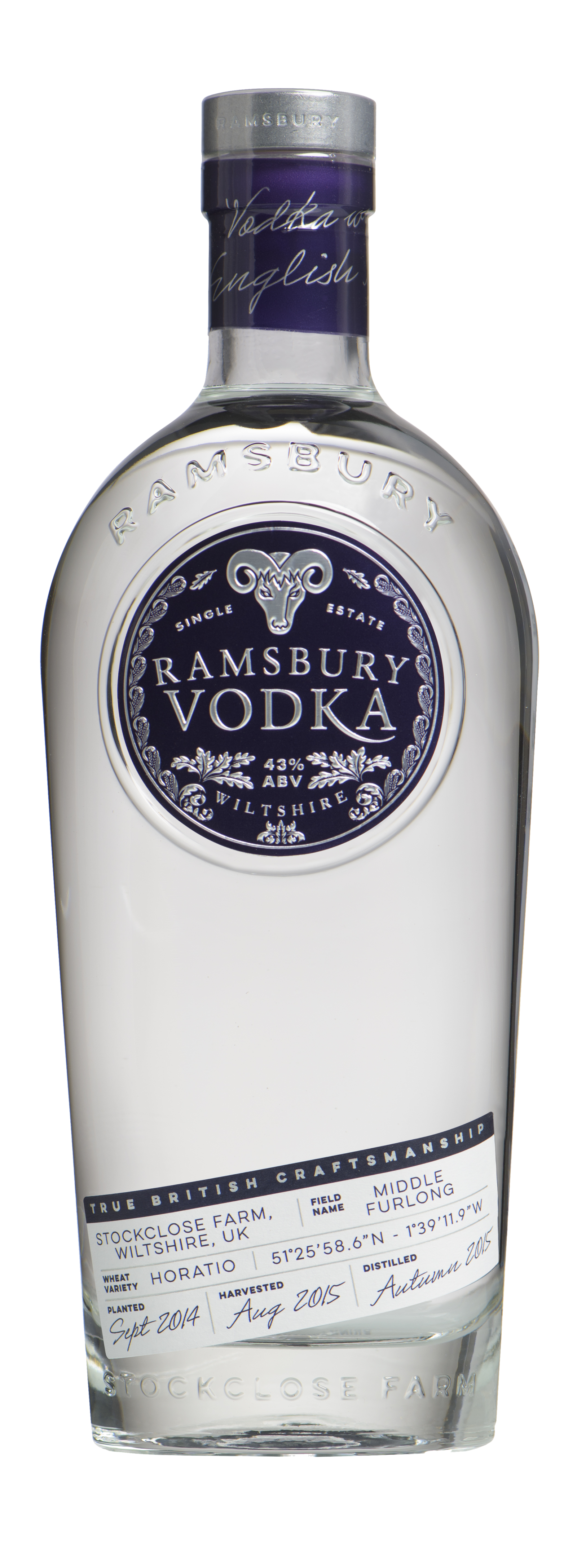 Single Estate Vodka