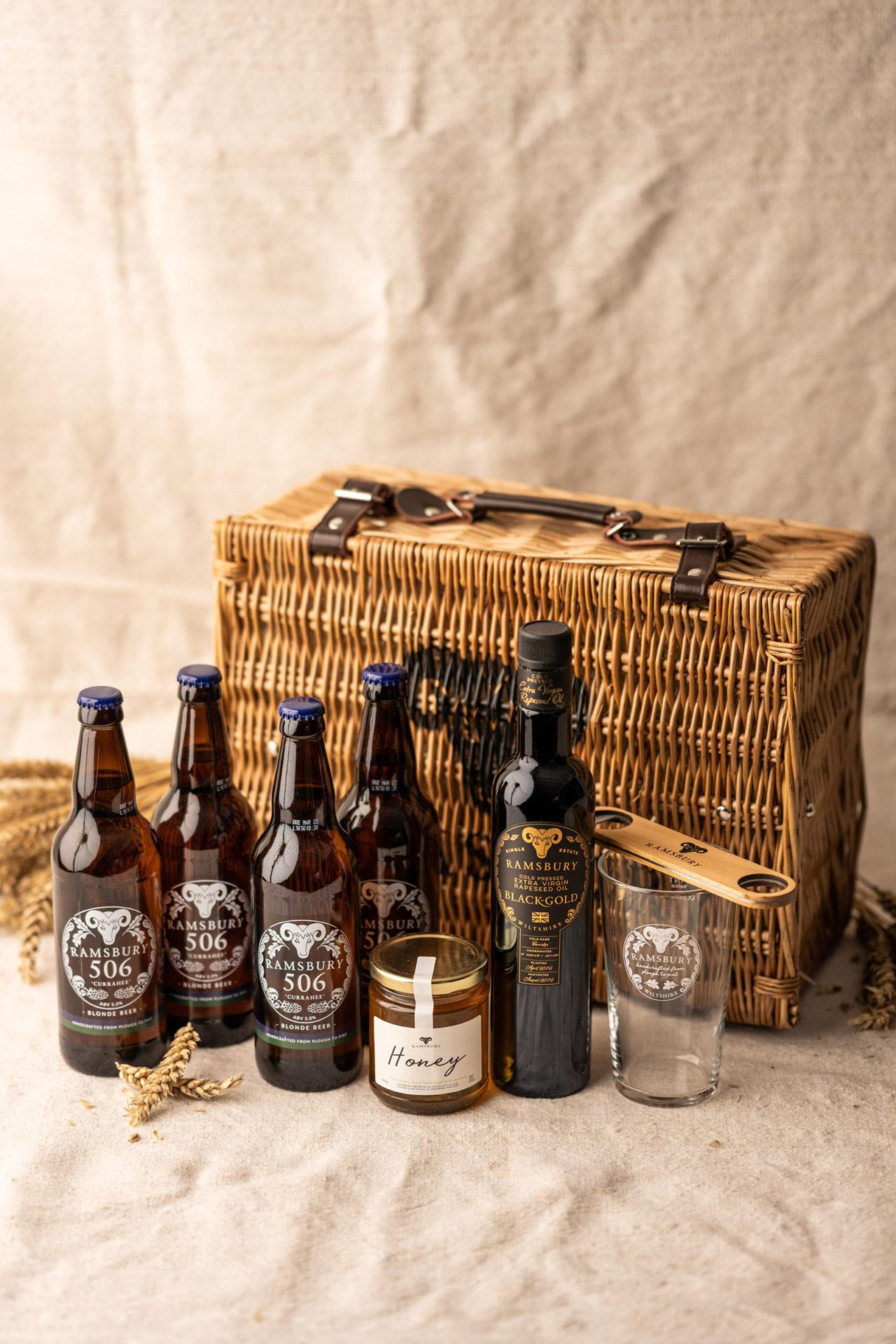 506 Beer Gift Hamper