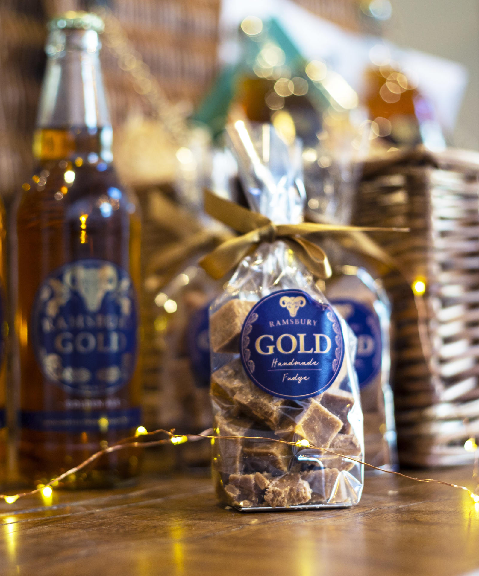 Ramsbury Gold Fudge
