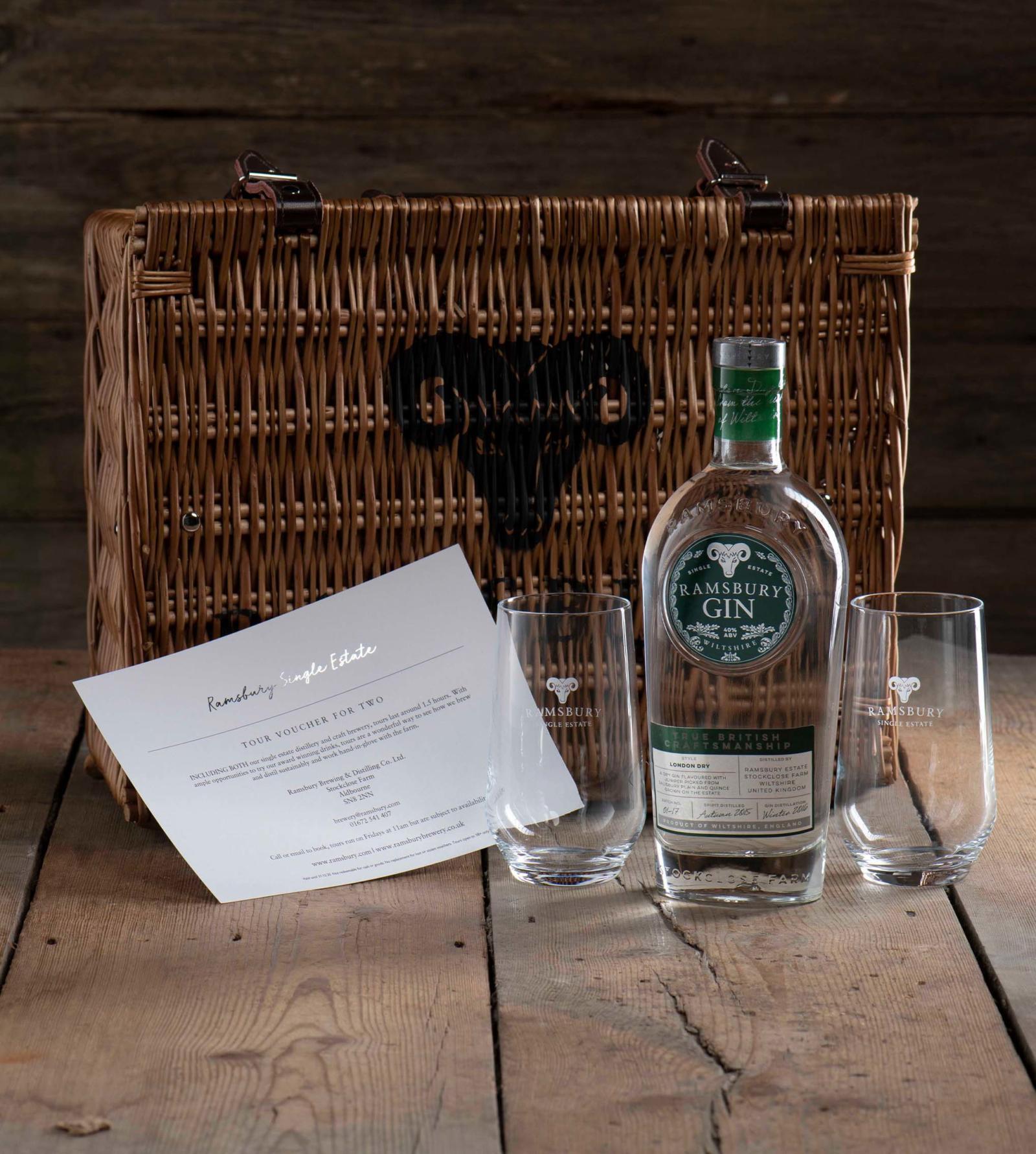 Ramsbury Gin Hamper