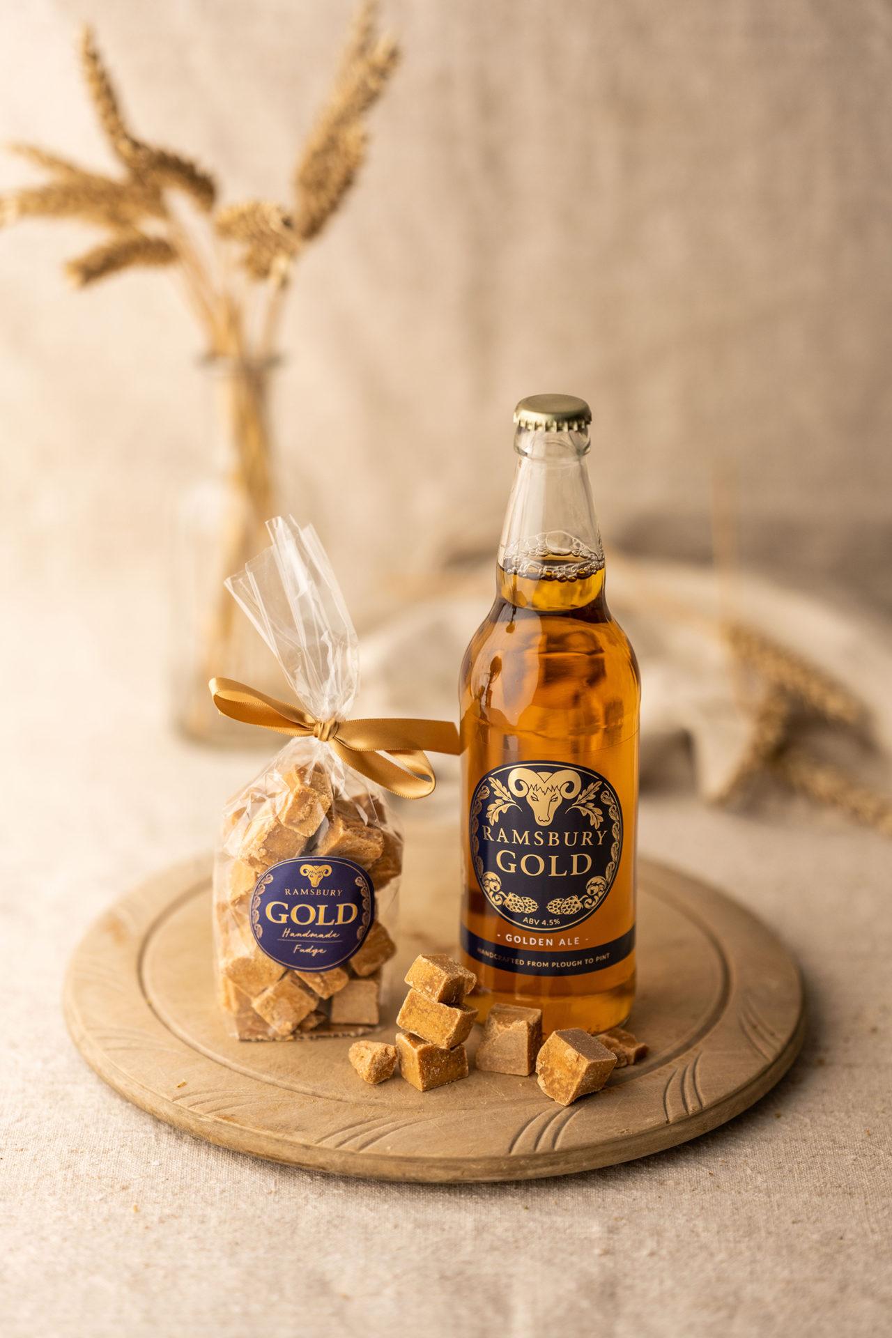 Ramsbury Gold Fudge